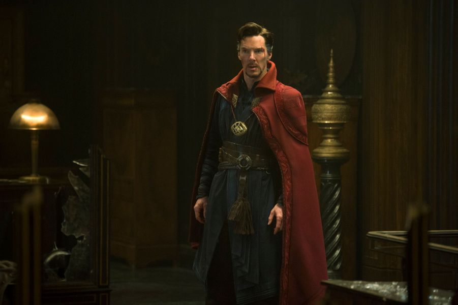 "Benedict Cumberbatch (""Doctor Strange"")"