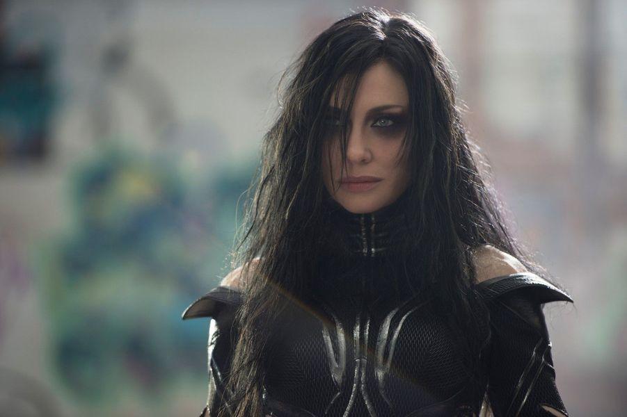 "Cate Blanchett (""Thor : Ragnarok"")"