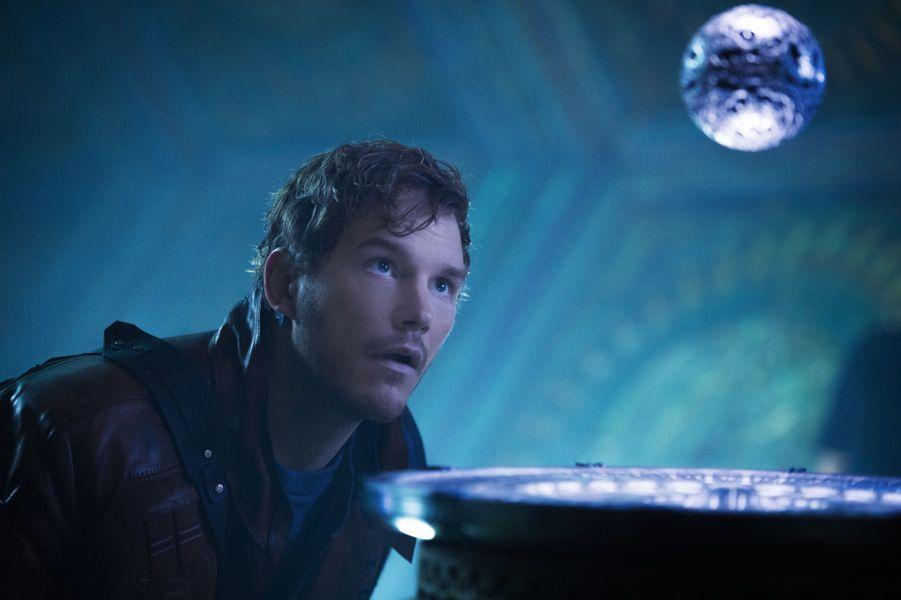 "Chris Pratt (""Les Gardiens de la Galaxie"")"