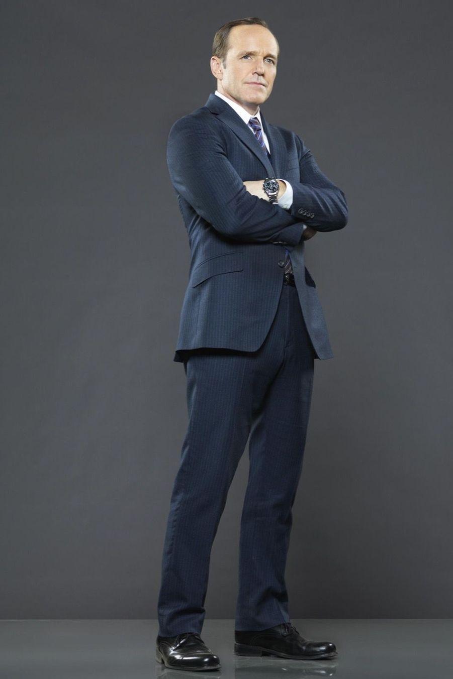 Clark Gregg - Agent Coulson