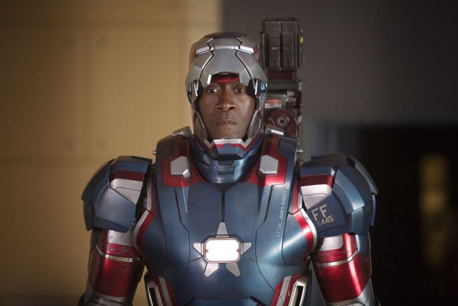 """Don Cheadle (""""Iron Man"""" 2 et 3, """"Captain America : Civil War"""")"""