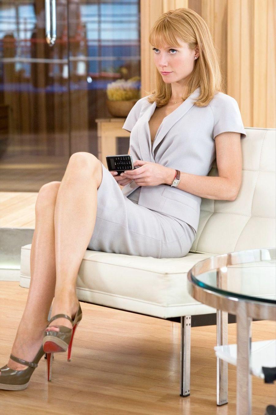 "Gwyneth Paltrow (""Iron Man"" 1, 2 et 3, ""Avengers"")"
