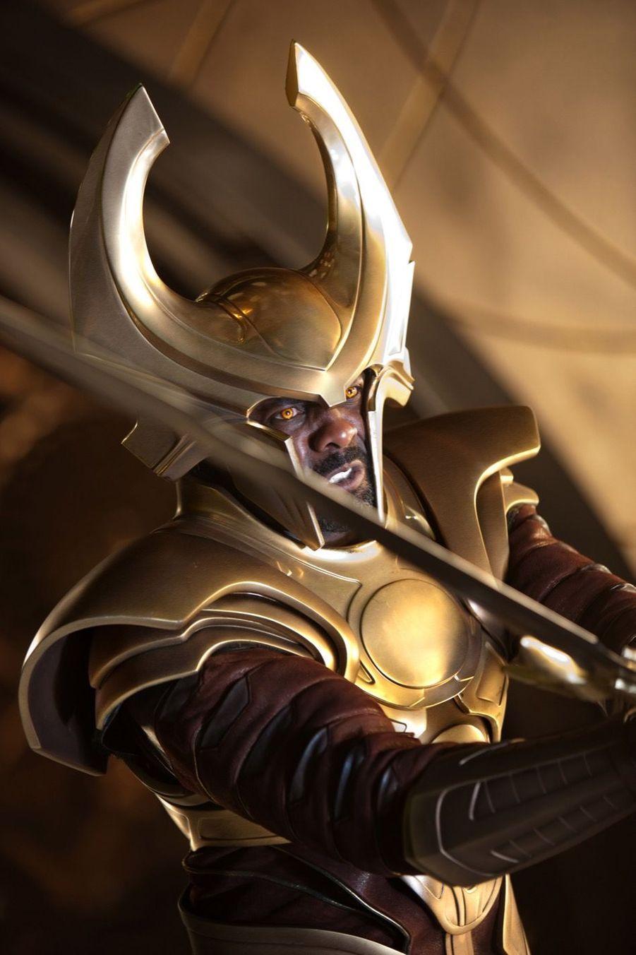 "Idriss Elba (""Thor"" 1 et 2)"