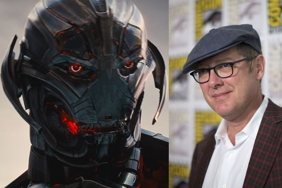 "James Spader ("" Avengers: Age of Ultron"")"