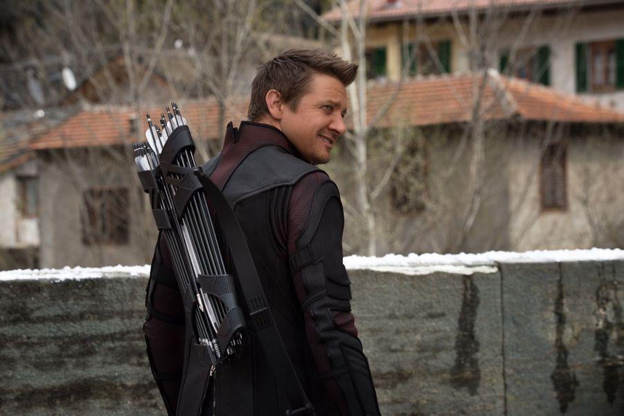 """Jeremy Renner (""""Avengers"""" 1 et 2, """"Captain America : Civil War"""")"""