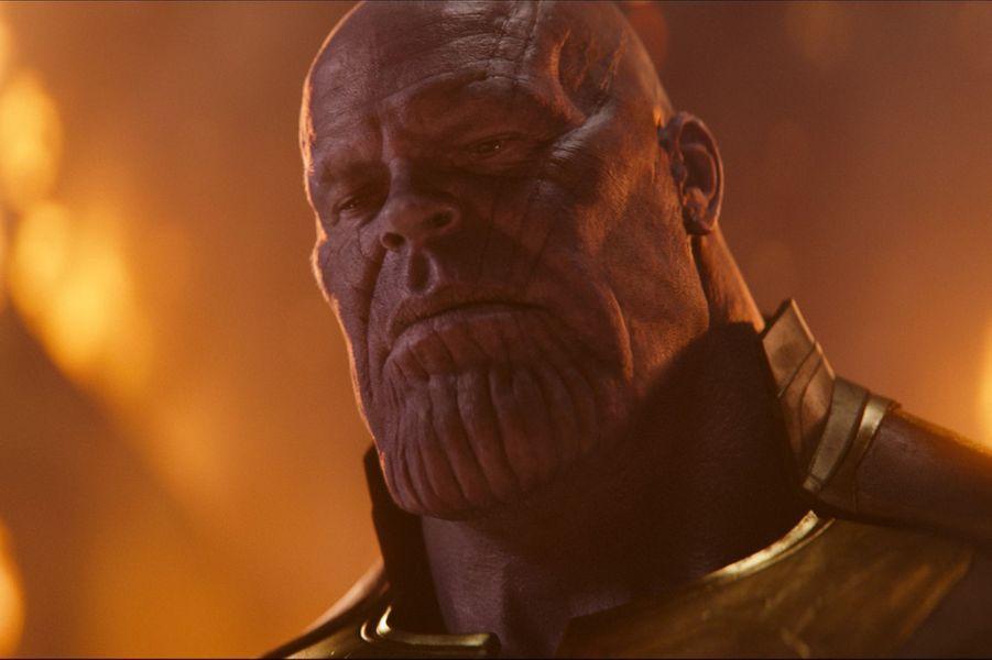 Josh Brolin - Thanos