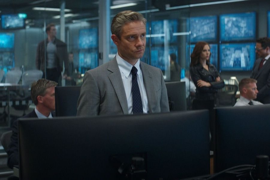 "Martin Freeman (""Captain America: Civil War"")"