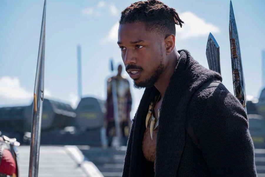 "Michael B. Jordan (""Black Panther"")"