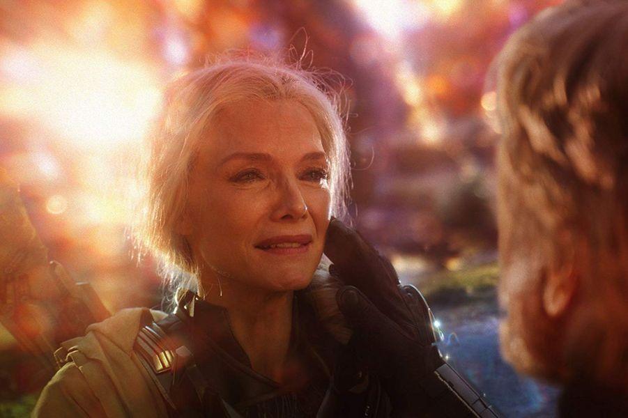 """Michelle Pfeiffer (""""Ant-Man et la Guêpe"""")"""