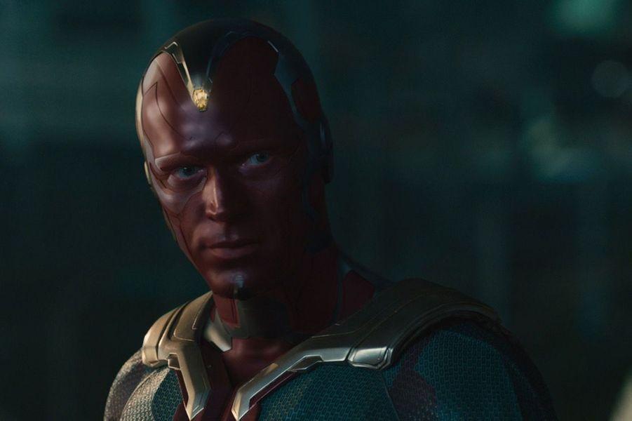 "Paul Bettany (""Iron Man"" 1, 2 et 3, ""Avengers"" 1 et 2, ""Captain America 3"")"