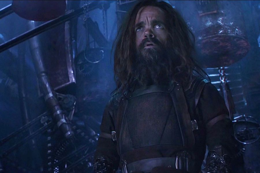 "Peter Dinklage (""Avengers: Infinity War"")"