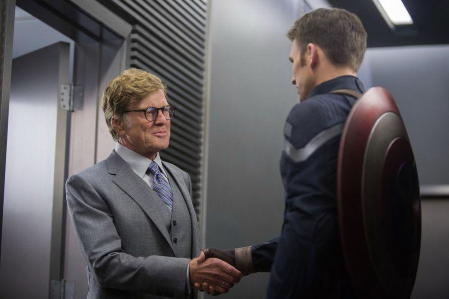 "Robert Redford (""Captain America: The Winter Soldier"")"