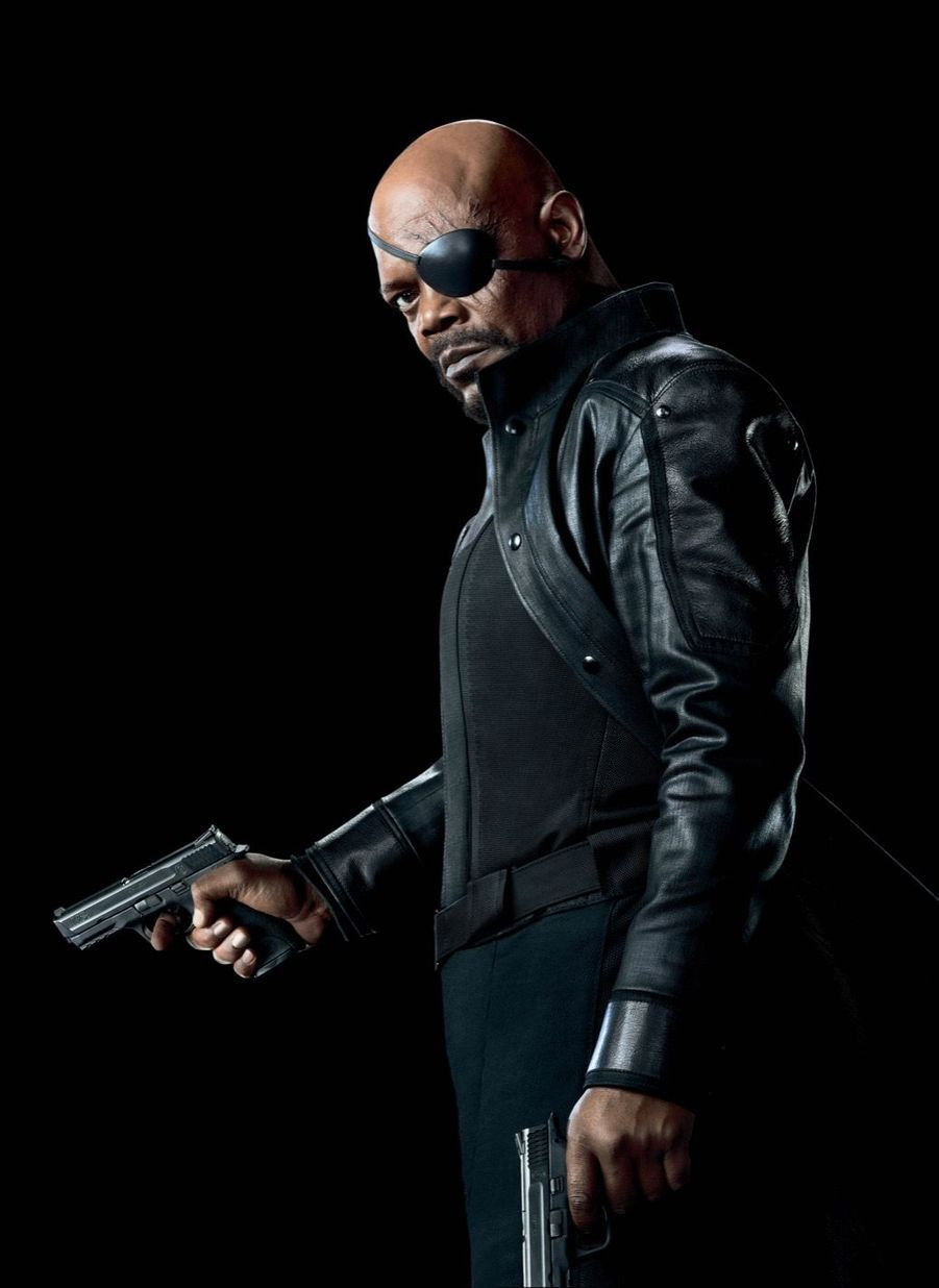 Samuel Jackson - Nick Fury