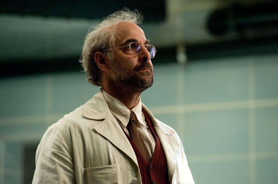 "Stanley Tucci (""Captain America: The First Avenger"")"