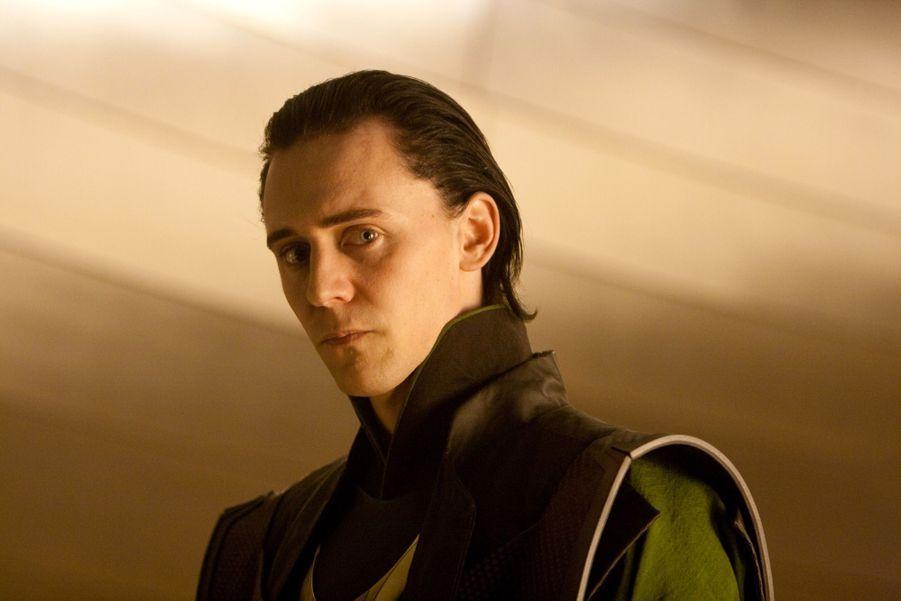"""Tom Hiddleston (""""Thor"""" 1 et 2, """"Avengers"""")"""