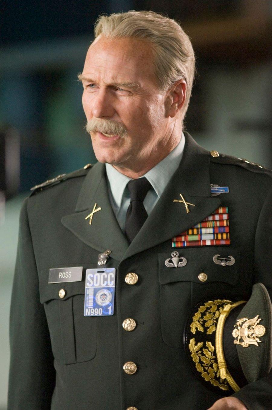 "William Hurt (""Hulk"", ""Captain America : Civil War"")"