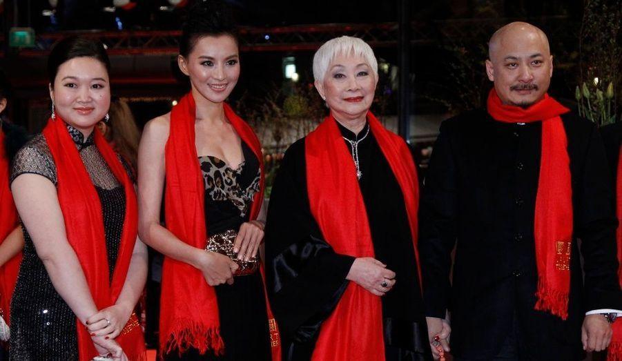 Voici l'équipe de Tuan Yuan, de Wang Quan'an, le film d'ouverture.