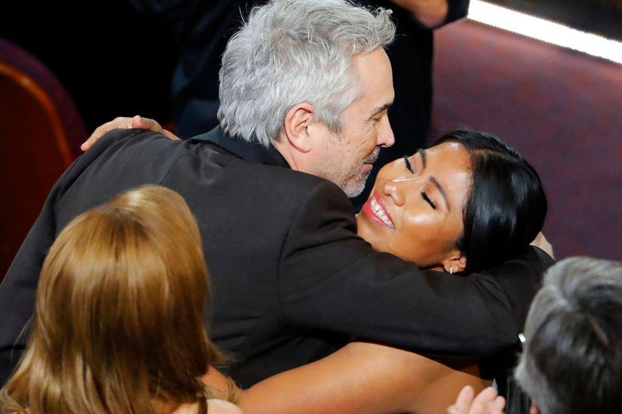 """Alfonso Cuaron, meilleur réalisateur pour """"Roma""""."""