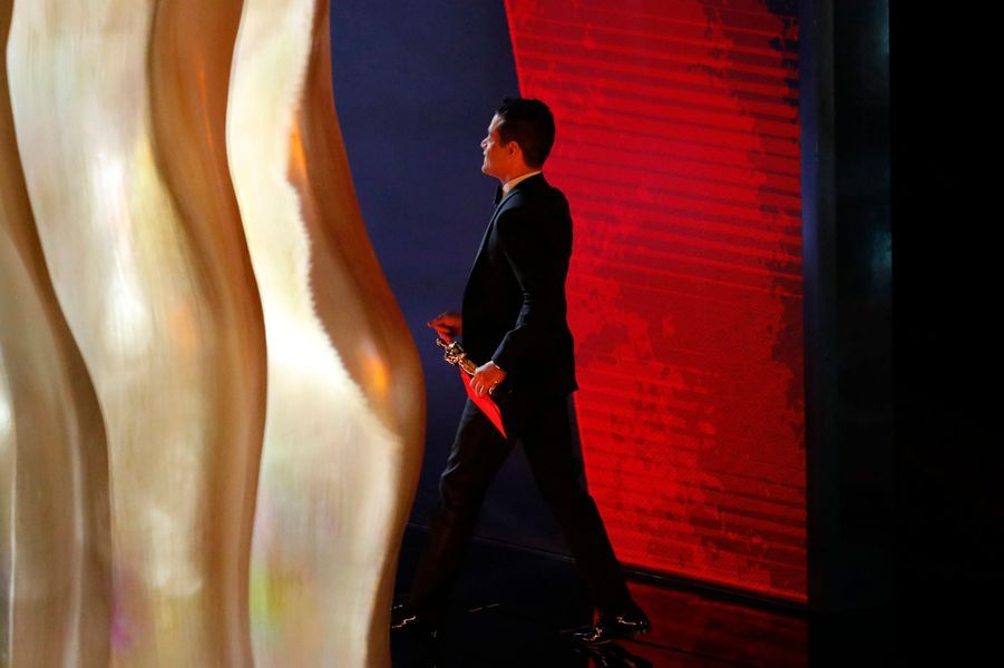 Rami Malek, Oscar du meilleur acteur