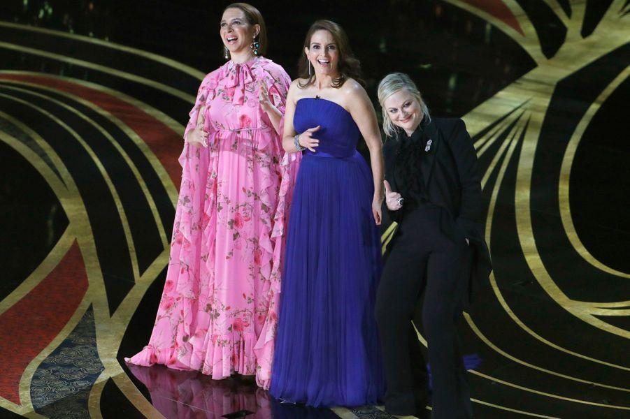 Maya Rudolph, Tina Fey et Amy Poehler