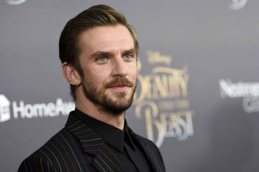 Dan Stevens à New York.