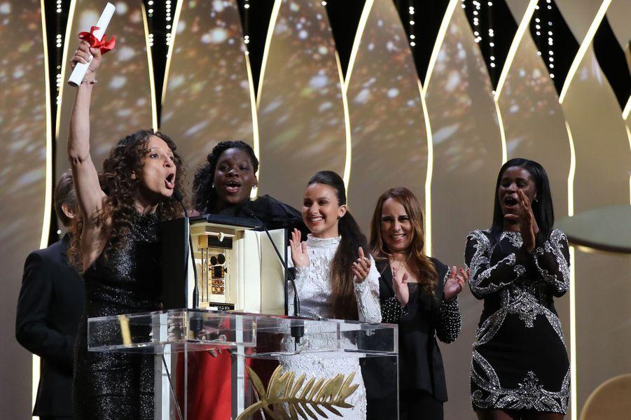 "Caméra d'or (Palme du meilleur premier film): ""Divines"" de Houda Benyamina"