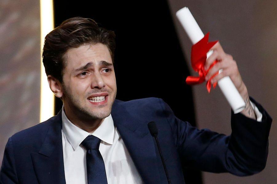 "Grand prix du jury: Xavier Dolan pour ""Juste la fin du monde"""