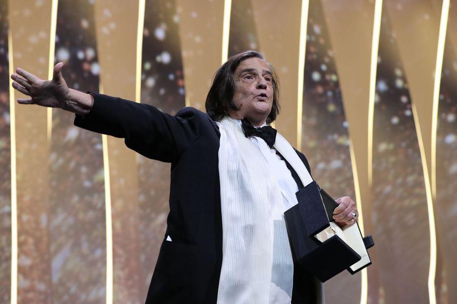 Jean-Pierre Léaud, Palme d'or d'honneur