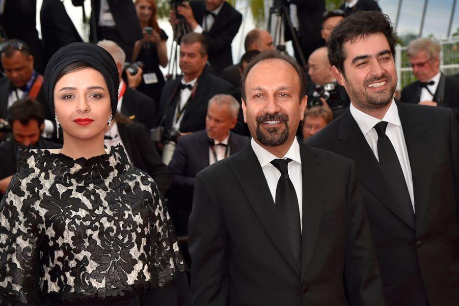 """L'équipe du """"Client"""" d'Asghar Farhadi"""