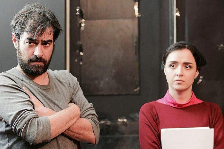 """""""Le Client"""" d'Asghar Farhadi, prix du scénario et d'interprétation masculine"""