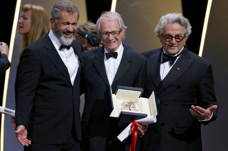 Mel Gibson, Ken Loach et George Miller