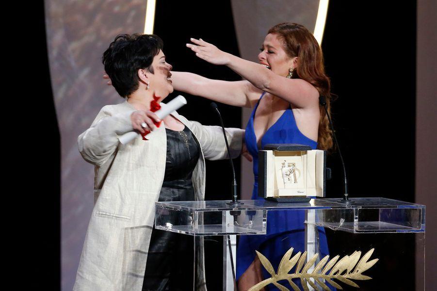 "Prix de l'interprétation féminine: Jaclyn Jose pour ""Ma'Rosa"" de Brillante Mendoza"