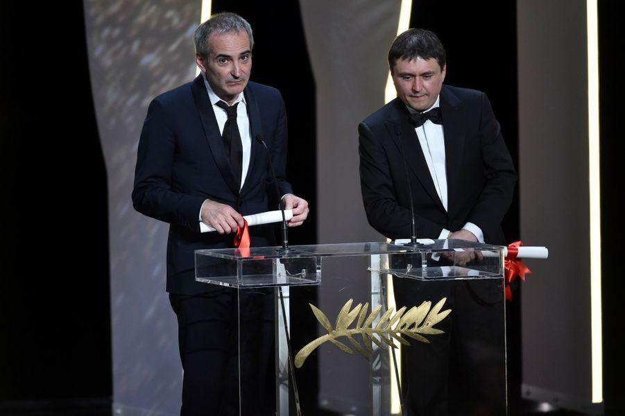 """Prix de la mise en scène: Cristian Mungiu pour """"Baccalauréat"""" et Olivier Assayas pour """"Personal Shopper"""""""