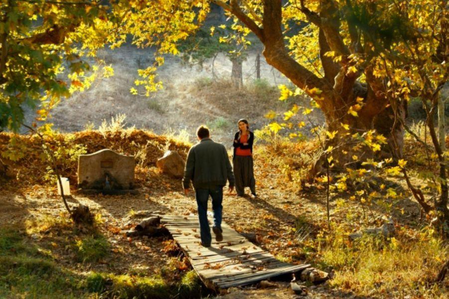 «Le Poirier sauvage» de Nuri Bilge CeylanLe synopsis :Passionné de littérature, Sinan a toujours voulu être écrivain. De retour dans son village natal d'Anatolie, il met toute son énergie à trouver l'argent nécessaire pour être publié, mais les dettes de son père finissent par le rattraper…