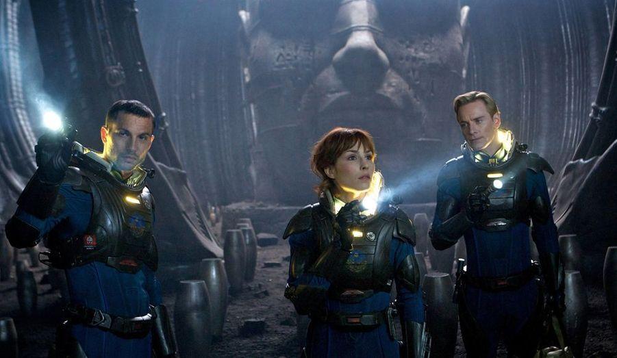 "Un blockbuster SF: ""Prometheus"" de Ridley Scott"