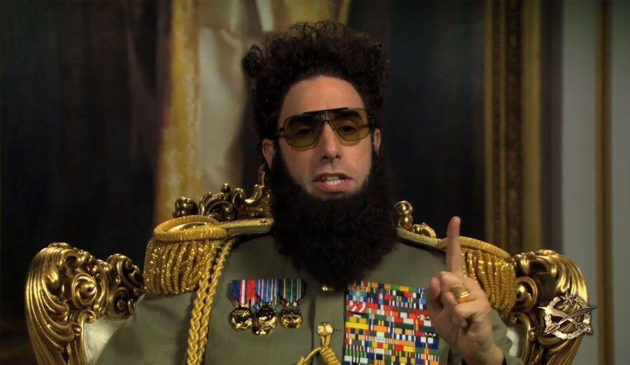 """Un film poltique: """"The Dictator"""" de Larry Charles"""