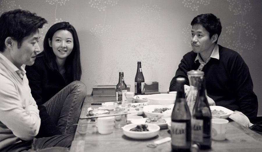 "Un marivaudage coréen: ""The Day, He Arrives"" d'Hong Sang-soo"