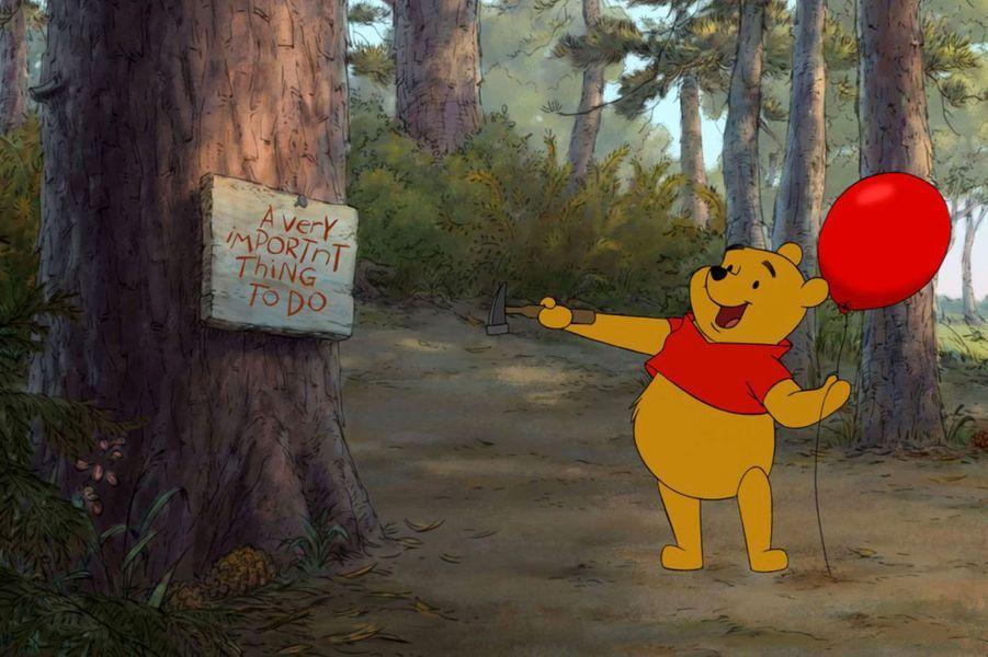 """""""Winnie l'Ourson"""" fait partie des projets de Disney"""