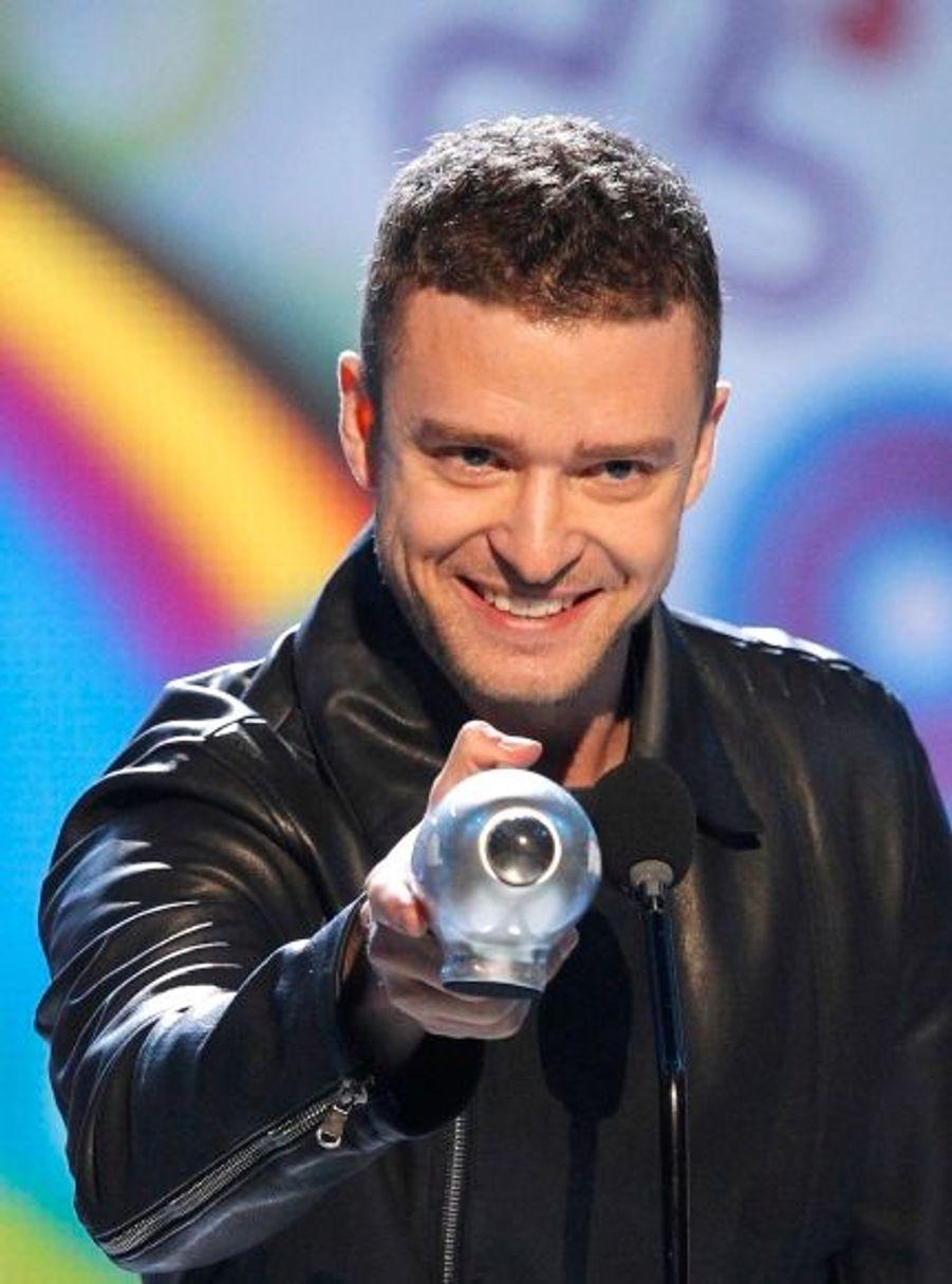 Justin Timberlake honoré