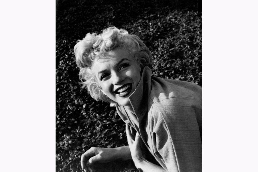 Marilyn Monroe, 1954