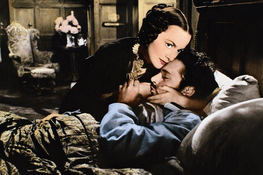 Avec Richard Burton dans «My Cousin Rachel».