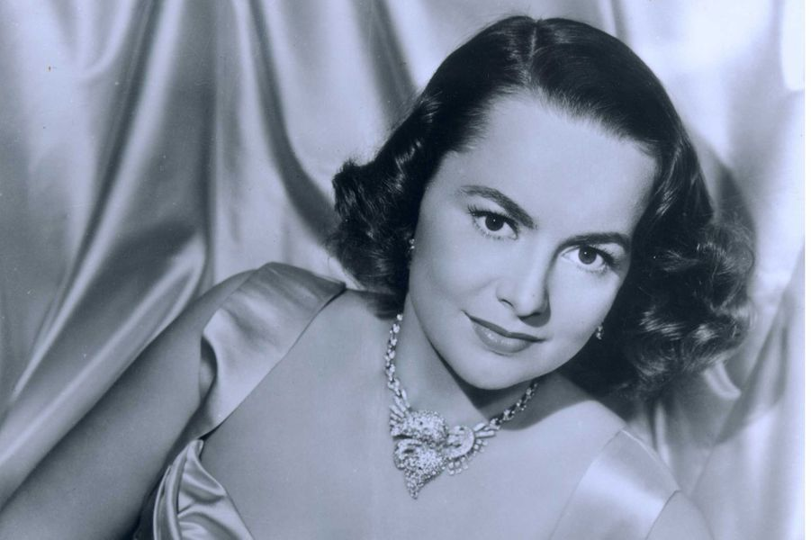Portrait d'Olivia de Havilland