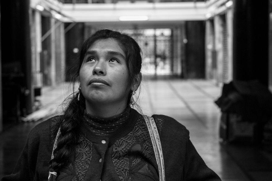 """""""Canción sin nombre"""" de Melina LeonLe synopsis :Pérou, au plus fort de la crise politique des années 80.Georgina attend son premier enfant.Sans ressources, elle répond à l'annonce d'une clinique qui propose des soins gratuits aux femmes enceintes.Mais après l'accouchement, on refuse de lui dire où est son bébé.Décidée à retrouver sa fille, elle sollicite l'aide du journaliste Pedro Campos qui accepte de mener l'enquête."""