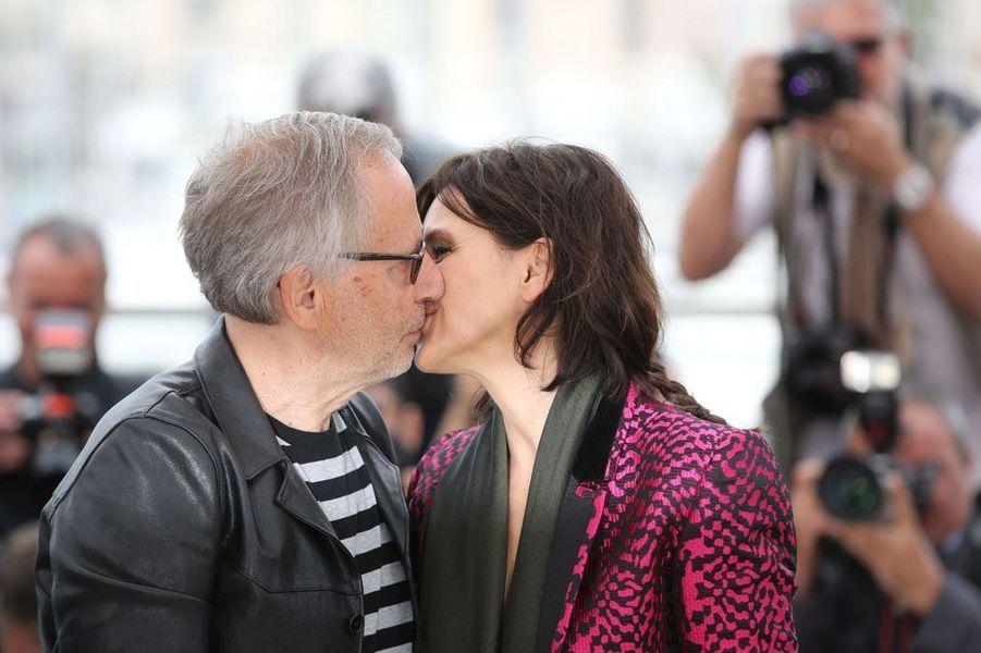 Fabrice Luchini et Juliette Binoche