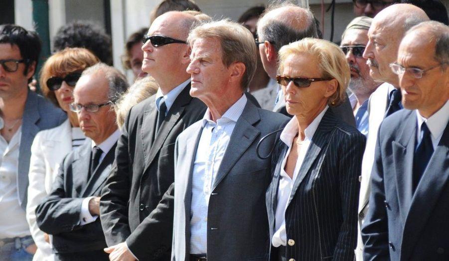 L'avocat de Liliane Bettencourt fera un malaise lors des obsèques.