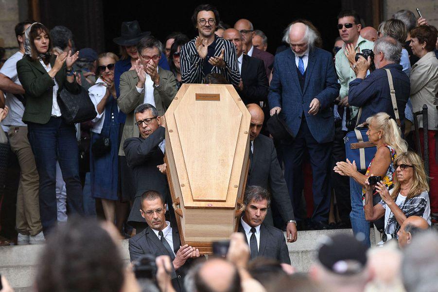 Les obsèques de Jean-Pierre Mocky lundi, à Paris