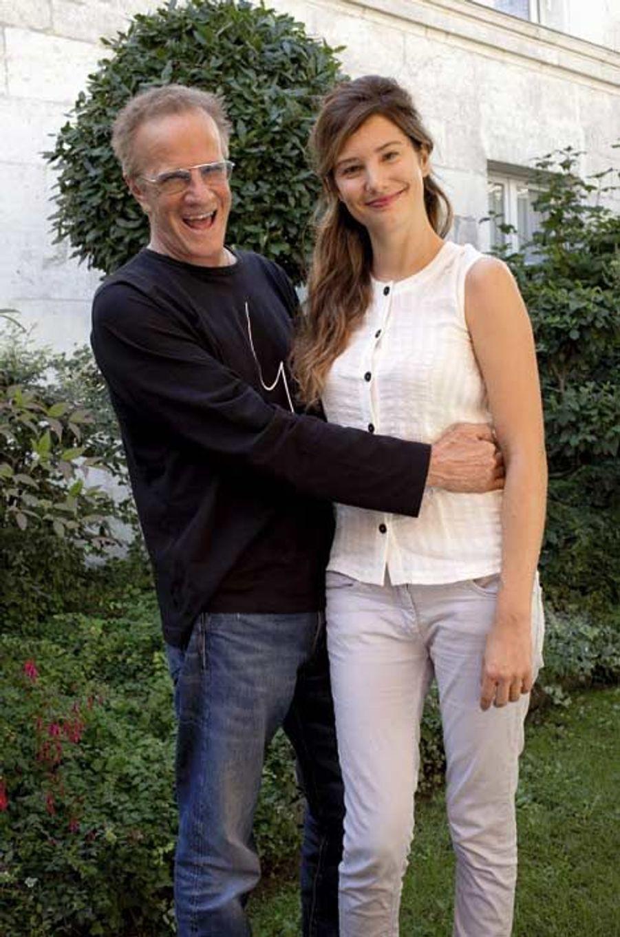 Christophe Lambert et Alice Pol à l'affiche du nouveau film de Claude Lelouch.