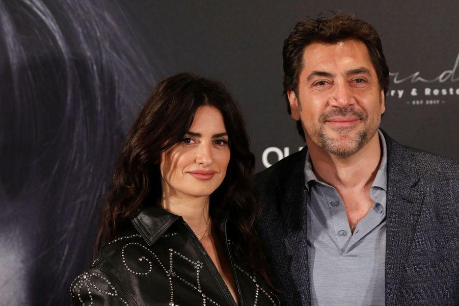 8 mai : Penélope Cruz et Javier Bardem pour l'ouverture