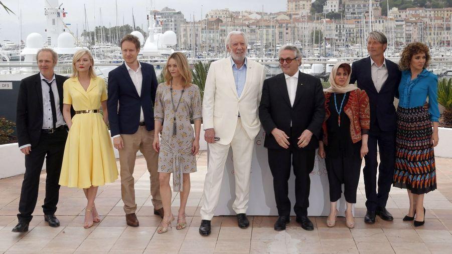 Le Jury du 69ème Festival de Cannes présidé par George Miller