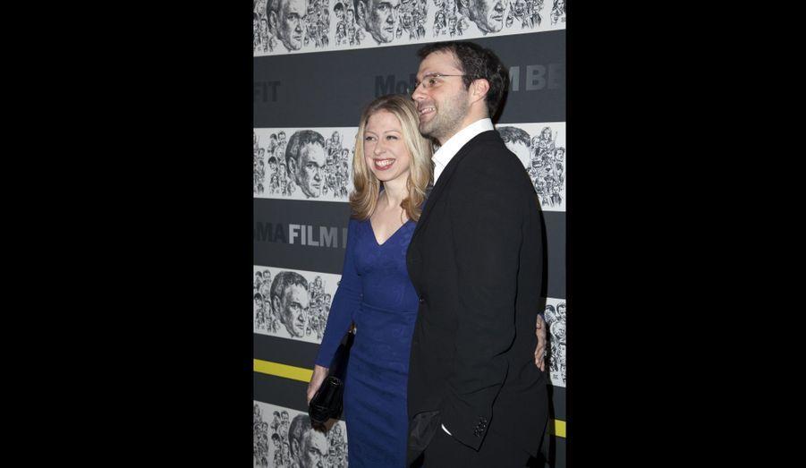 Chelsea Clinton et Mark Mezvinsky